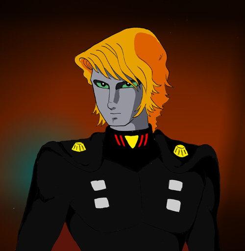 アルフォン少尉